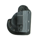 Little Foxx IWB Hybrid Holster (Black Leather)