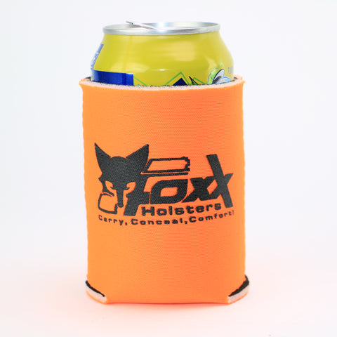 FoxX Holsters Drink Koozie