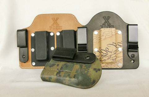 Stock Clearance Single, Double Mag Pouches