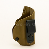 Coyote Brown Deluxe Trapp holster