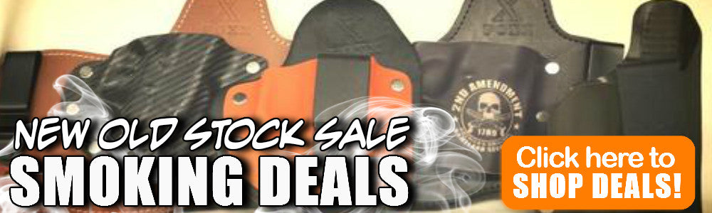 Holster Clearance Sale