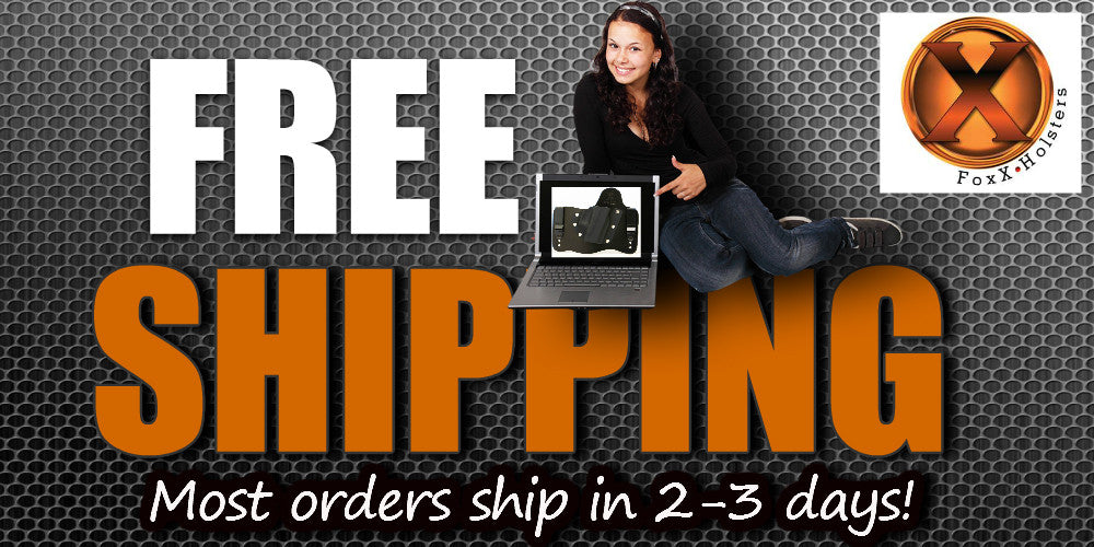 Free Shipping on All Orders from Website