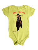 Hell Kitten - Baby Shower Gift Onesie
