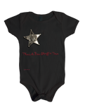New Sheriff in Town - Baby Shower Gag Gift Onesie
