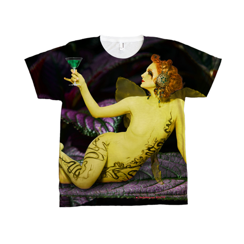 Absinthe Fairy  T Shirt