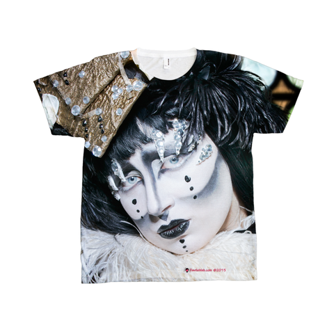 Geisha Girl - Exotic Photo T Shirt