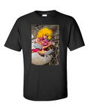 Just Hatched - Girl Creature in Egg T Shirt