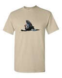 Fallen Creature - Hybrid Human Animal Fantasy T Shirt