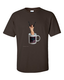 She Who Must be Obeyed  - Topless girl in a mug T Shirt