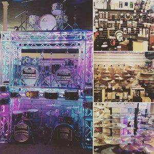 Percussion and Drums are on sale through Sunday. Come check out...
