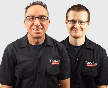 Yandas Music Support Staff