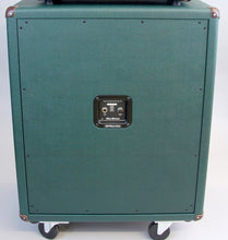 2X12 RECTO-VERT CUSTOM EMERALD/CREAM/TAN/BRN