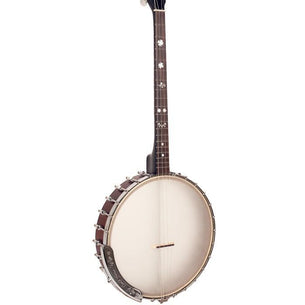 4-String Irish Tenor Openback Banjo with 17 Frets