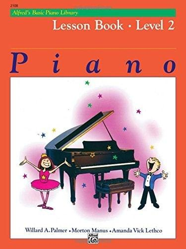 Alfred's Basic Piano Course | Lesson Book Level 2