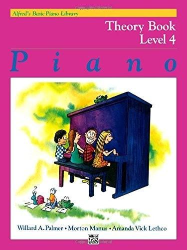 Alfred's Basic Piano Course | Theory Level 4