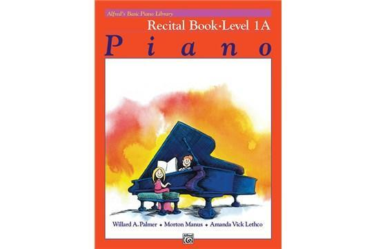 Alfred's Basic Piano Library | Recital Book 1A
