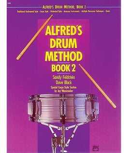Alfred's Drum Method | Book 2