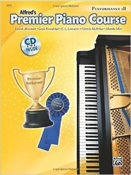 Alfred's Premier Piano Course: Performance Book Level 1B