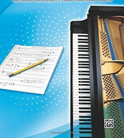 Alfred's Premier Piano Course - Theory Book - 2A