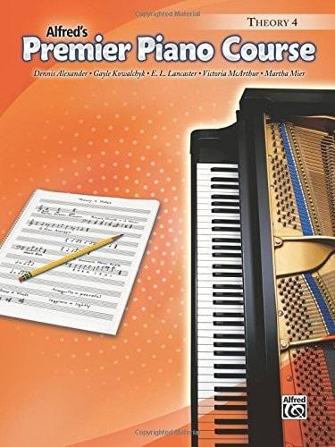 Alfred's Premier Piano Course - Theory - Book 4