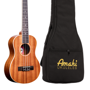 Amahi Select Mahogany Tenor Ukulele | UK217T