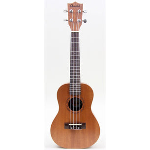 Amahi UK120 Select Mahogany Wood Ukulele Concert