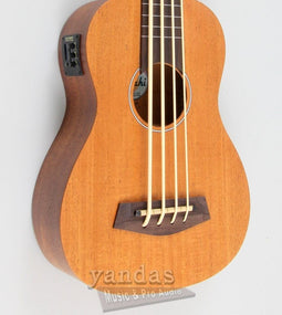 "Amahi UK222B-EQ 30"" Bass Ukulele"