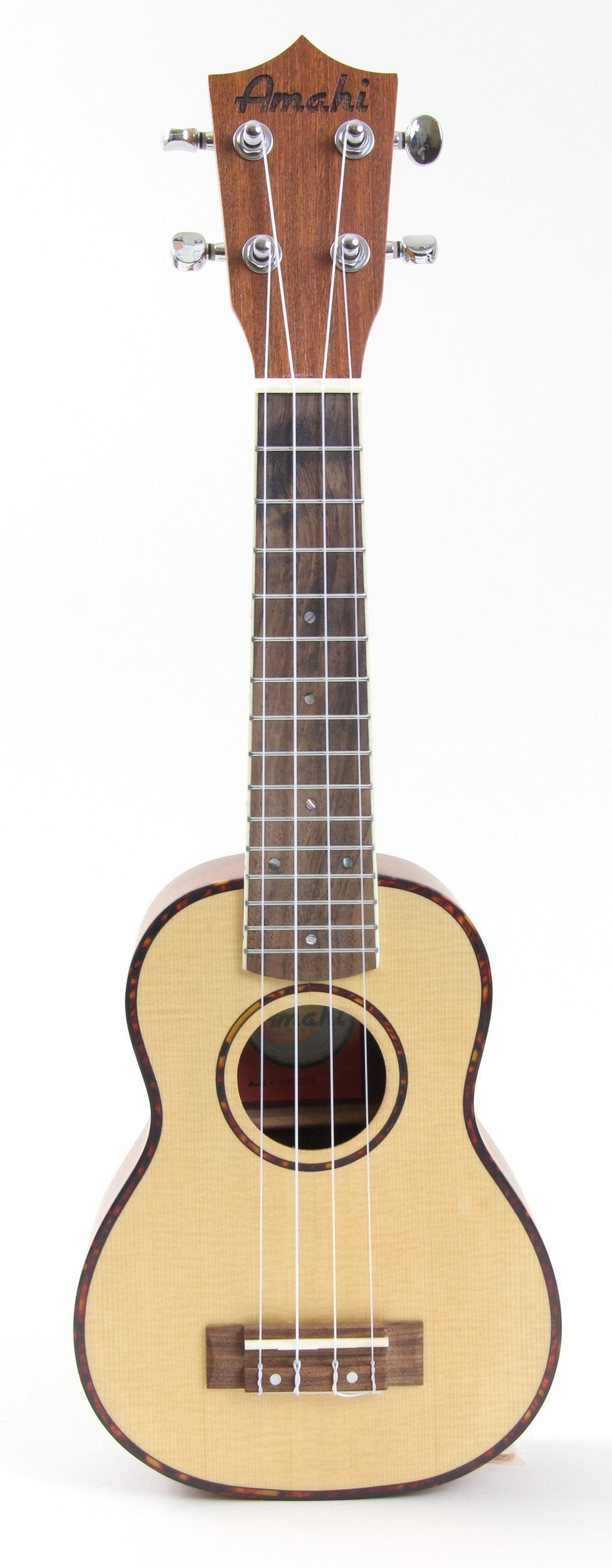 Amahi UK225 Select Spruce Ukulele Soprano