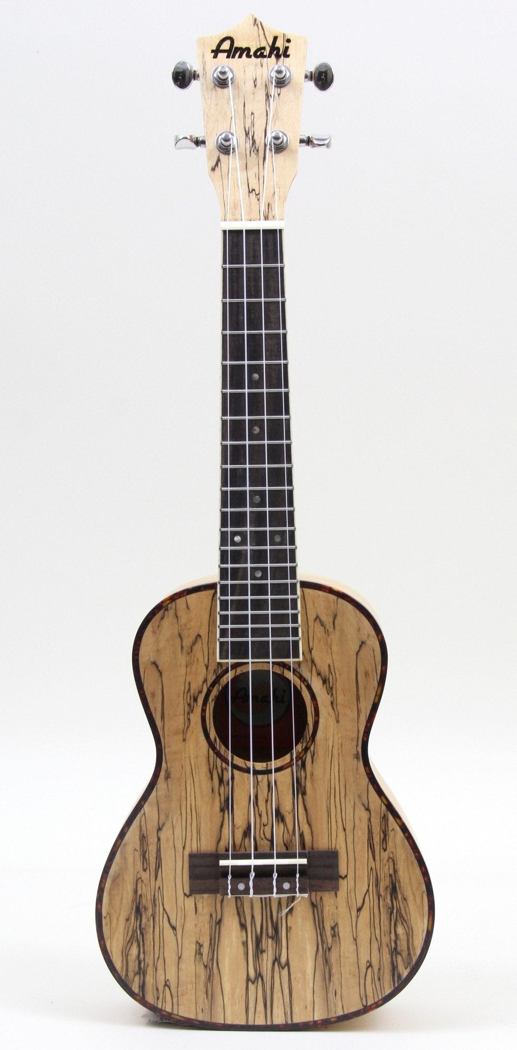 Amahi UK770 Classic Spalted Maple Ukulele Concert