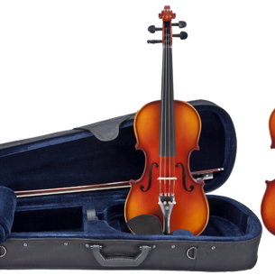 Amati's 1/8 Violin Outfit