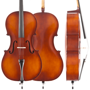 Amati's Student 3/4 Cello Outfit | #80