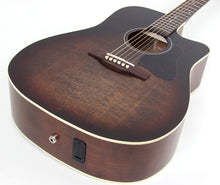 Art & Lutherie Americana CW Dreadnought Acoustic Electric Guitar | Bourbon Burst