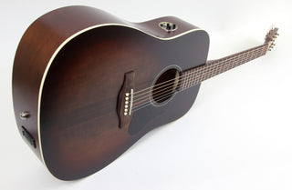 Art & Lutherie Americana Dreadnought Acoustic Electric Guitar | Bourbon Burst