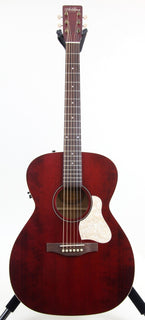 Art & Lutherie Legacy Tennessee Red Acoustic-Electric Guitar
