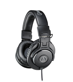 Audio-Technica ATH-M30x CLosed Back Studio Headphones