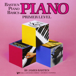 Bastien Piano Basics | Primer Level