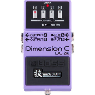 Boss DC-2W Dimension Waza Effect Pedal
