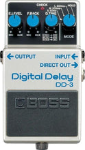 Boss DD-3 Digital Delay Guitar Effect Pedal