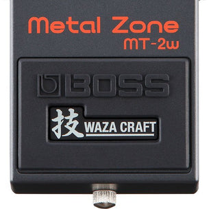 Boss MT-2W Metal Zone Waza Craft Effect Pedal