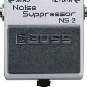 Boss NS-2 Noise Suppressor | Noise Gate Stompbox
