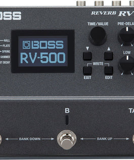 Boss RV-500 Multi Reverb Pedal