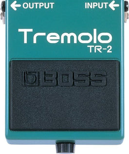 Boss TR-2 Tremolo Guitar Effects Pedal