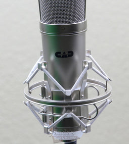CAD GXL2200 Large Diaphram Cardioid Condenser Microphone GXL2200 Silver