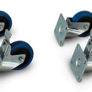 Caster Wheel Kit for Presonus ULT18 and CDL18s Subwoofers