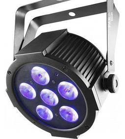 CHAUVET DJ SlimPAR Pro H USB Low-Profile RGBAW+UV LED PAR