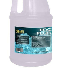 Chauvet Fog Fluid | One Gallon