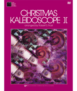 Christmas Kaleidoscope II - Cello