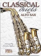 CLASSICAL DUETS FOR ALTO SAXOPHONE