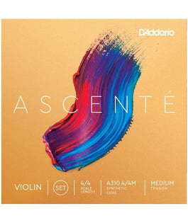 D'Addario Ascente Violin Strings | 4/4 Scale