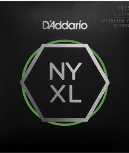 D'Addario NYXL Electric Guitar Strings | Medium Top - Extra Heavy Bottom